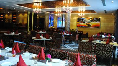 Bazm, Hotel Shivalikview