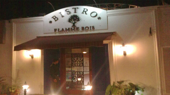 Flamme bois bistro sector 7 chandigarh