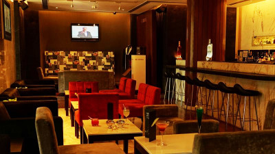 Lava Bar – Taj Chandigarh