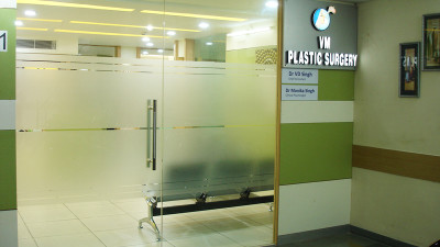 V M Plastic & Laser Surgery Centre Hospital