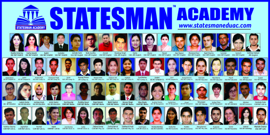 Statesman Educational Academy Chandigarh