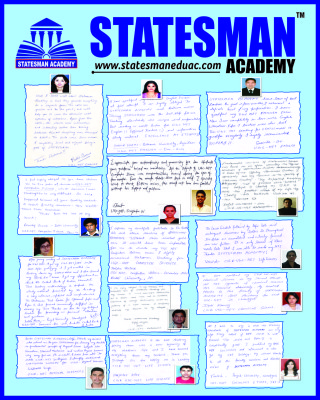 Why to Join Statesman Academy