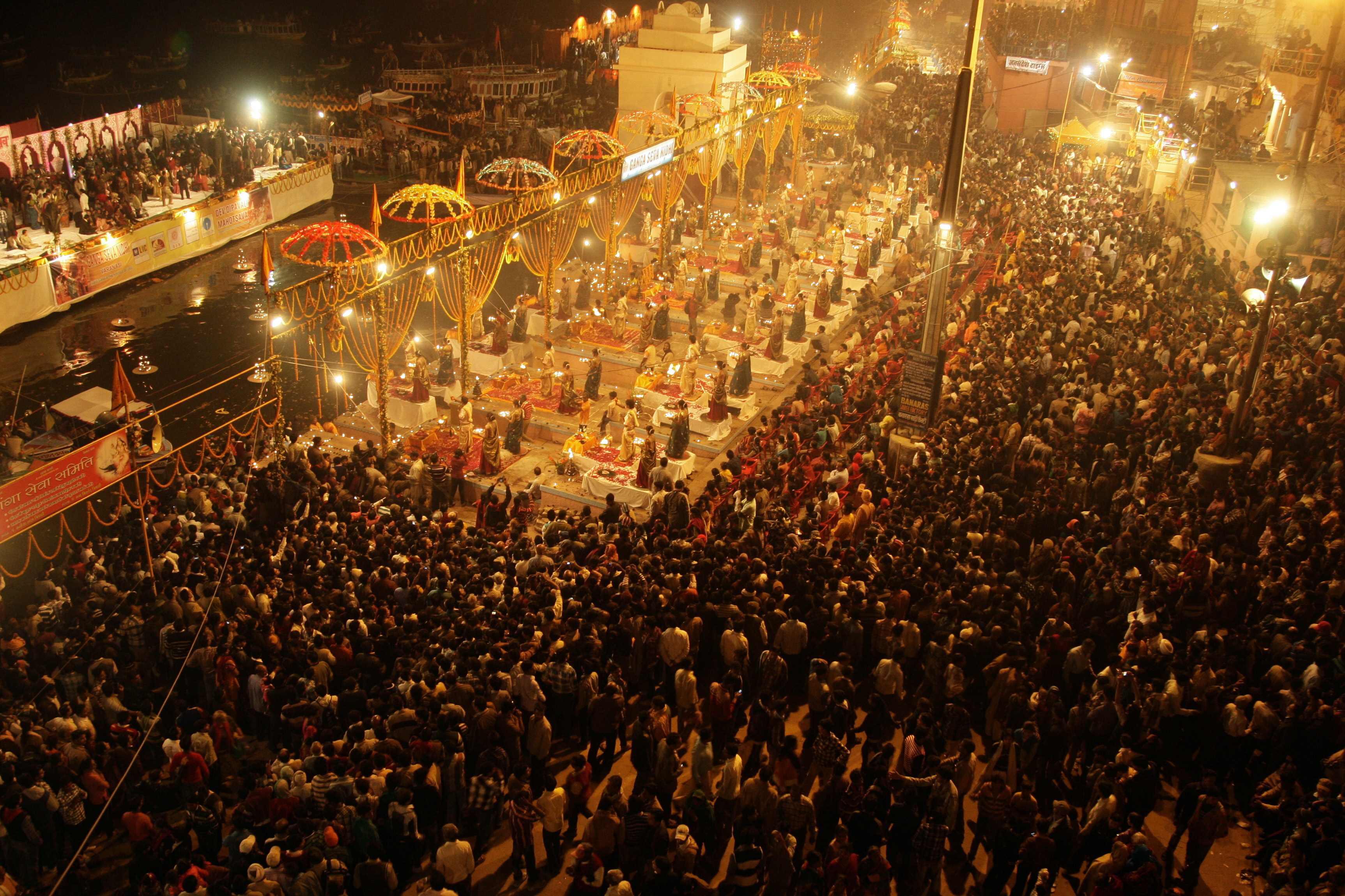 Varanasi-diwali