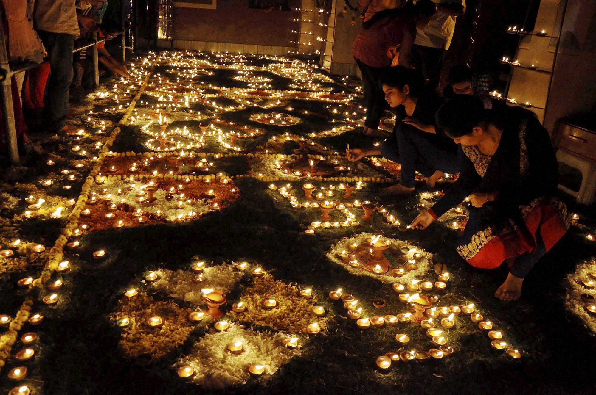 West-Bengal-diwali