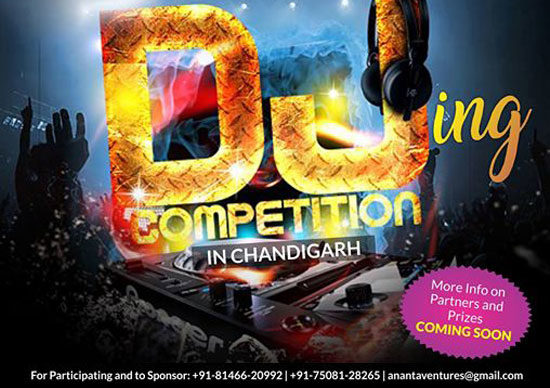 DJing-Competition-in-Chandigarh--January-2017