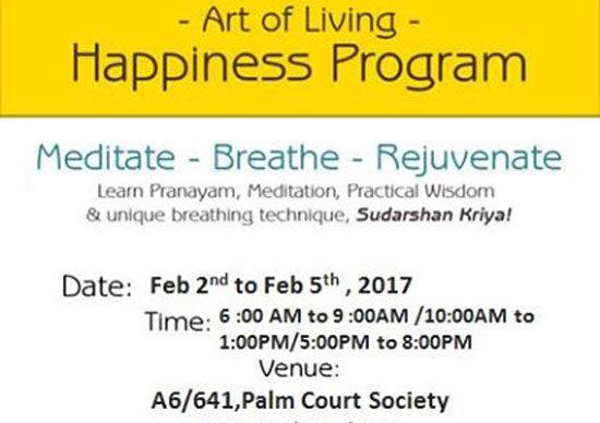 Happiness--Program