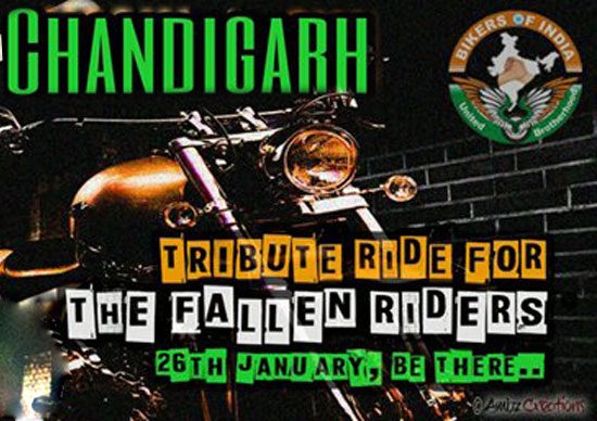 Tribute---A-Ride-For-Fallen-Riders---Chandigarh-Chapter