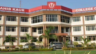 Mata Sahib Kaur College of Nursing