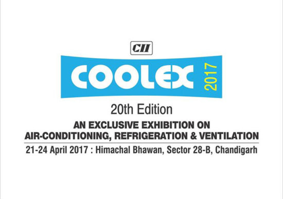 CII-Coolex-2017--an-exhibition-on-AC,-Refrigeration-&-Ventilation