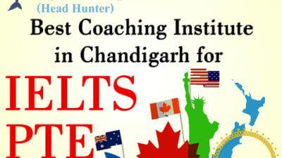 Dolphin Head Hunters – IELTS Coaching in Chandigarh | Spoken English | PTE