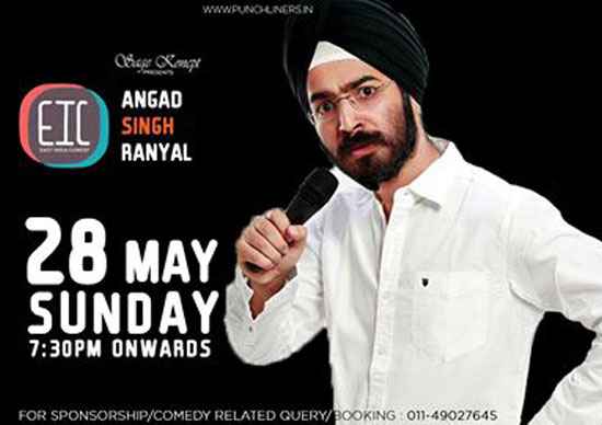 Punchliners-Standup-Comedy-show-ft.-Angad-Singh-in-Chandigarh--