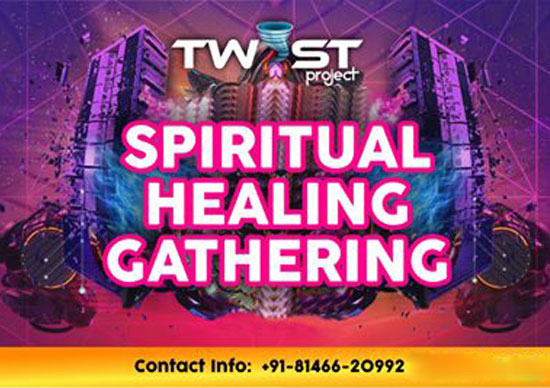 Spiritual Healing Gathering (A One Day Music Festival) Chd. 2017