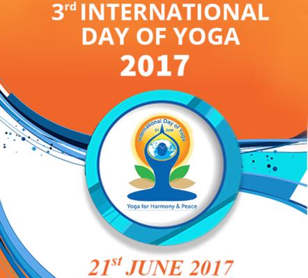 3rd yoga Day