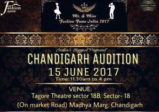 Chandigarh-Audition--Mr&-Miss-Fashion-Fame-India-2017