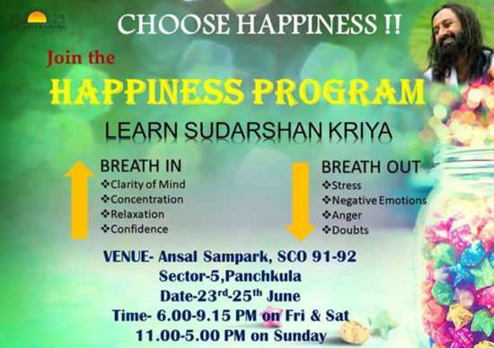 Happiness-Program