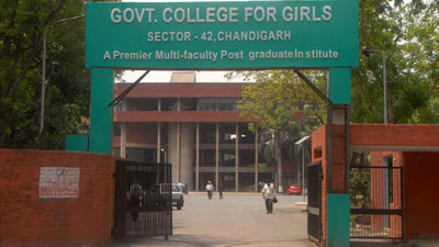 Post Graduate Government College For Girls Chandigarh PGGCG – 42