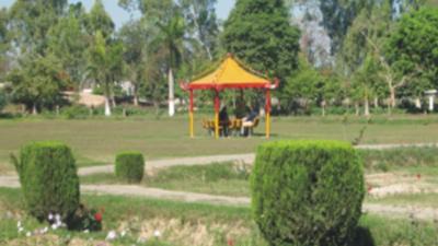 Bir Shikargah Wildlife Sanctuary Panchkula