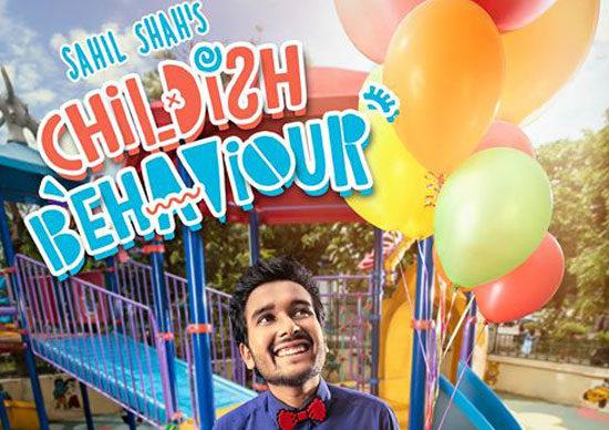 Entertainment Assured presents sahil shah live
