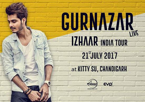 Gurnazar Izhaar India Tour – Chandigarh