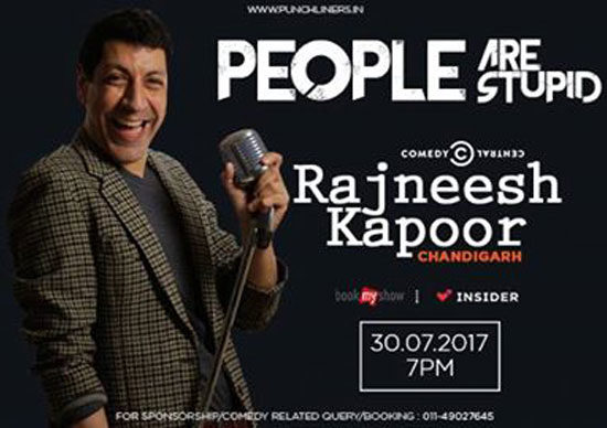 Punchliners-Standup-Comedy-Show-ft-Rajneesh-Kapoor-in-Chandigarh