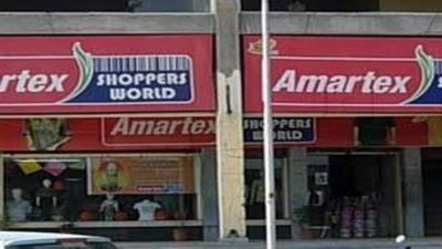 Amartex Shoppers World