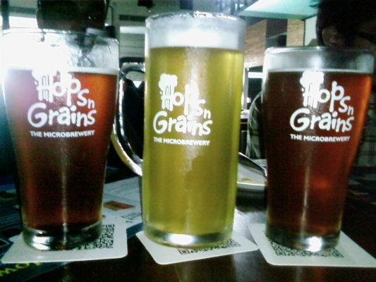 hops n grains