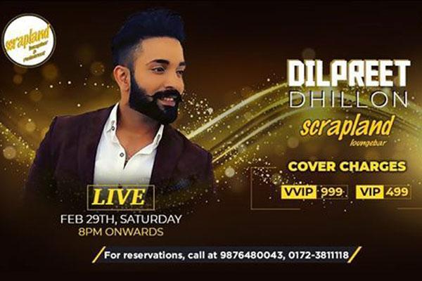 Dilpreet Dhillon Live