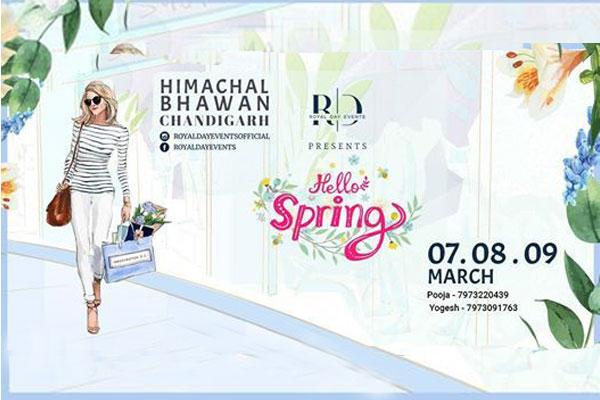 Hello Spring- Fashion & Lifestyle Exhibition