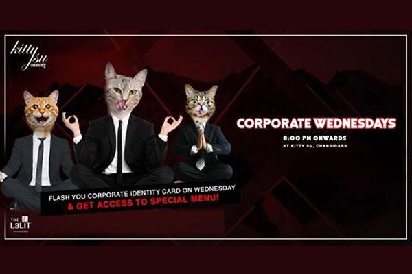 Corporate Wednesdays