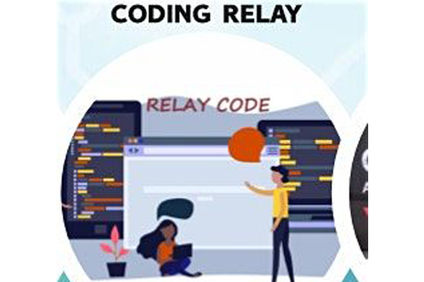 CODING RELAY (STAR EVENT TECH INVENT 2020 CHA
