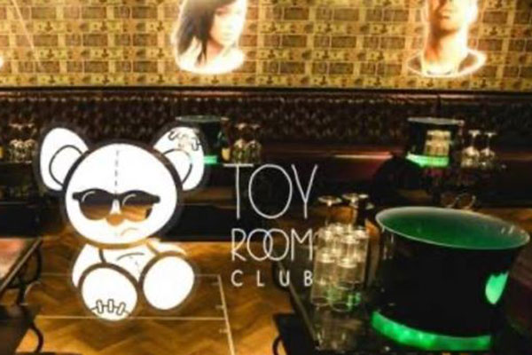 Toy Room London Pops Up at The Lalit Chandigarh